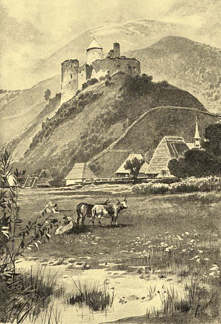Destinaţie de weekend: Cetatea Bologa | Dejulmeu.ro