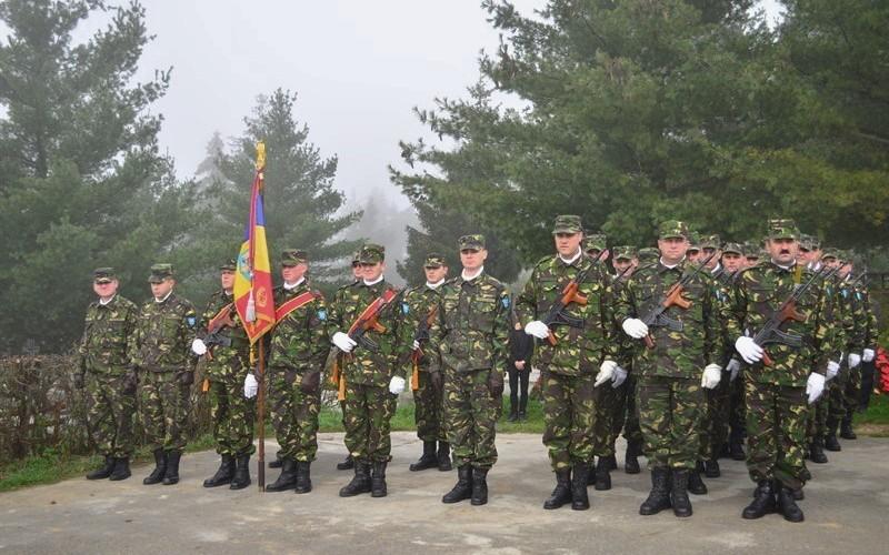 Ziua Armatei României, la Dej