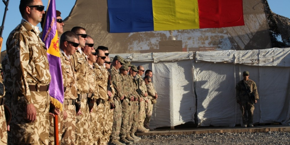 Dragonii Transilvani: Ziua Armatei României, la 4000 de kilometri de casă
