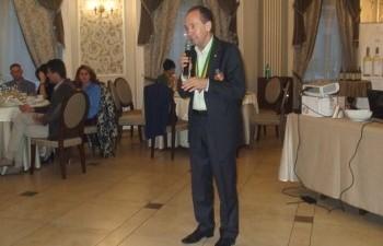 """""""Degustare de vin în concurs"""", la Rotary Dej"""