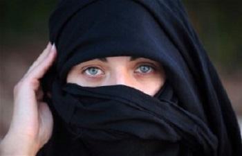Vălul, înainte şi după Mahomed
