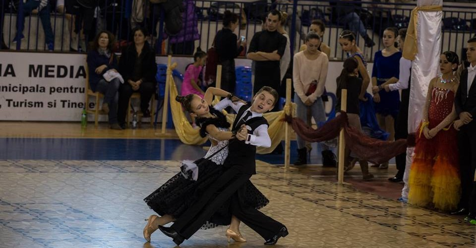 """""""Latino Angels"""" s-a întors cu 10 medalii de la Mediaş"""