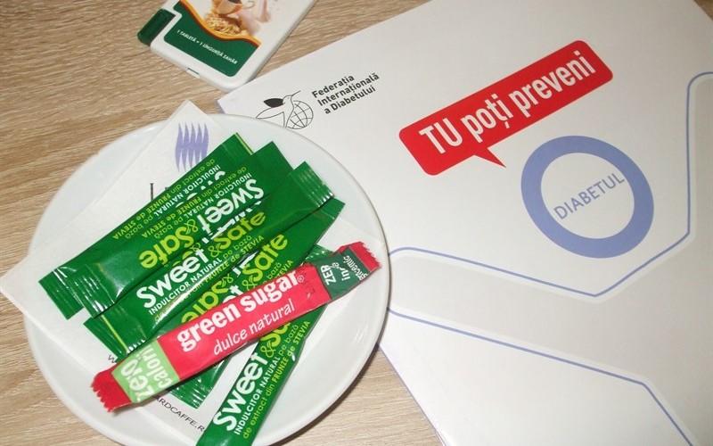 """""""O cafea fără zahăr!"""" –  campanie Rotary, cu ocazia """"Zilei Mondiale a Diabetului"""""""