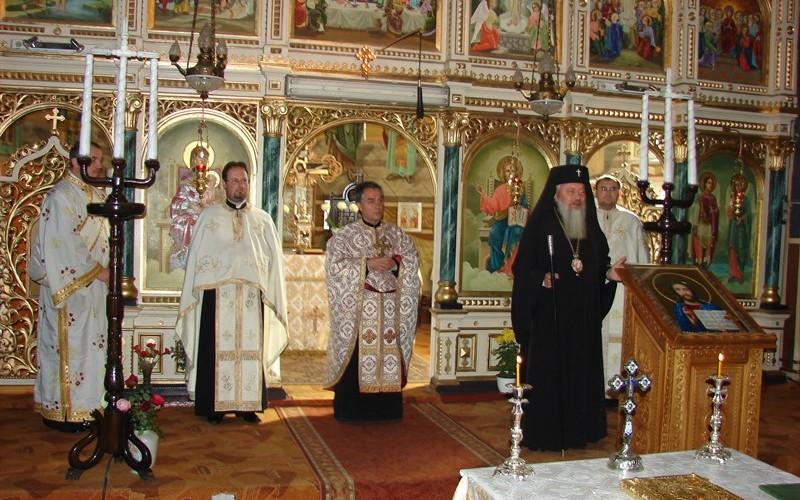 Şedinţă semestrială şi conferinţă la Protopopiatul Ortodox Dej
