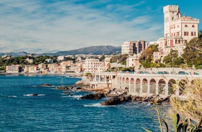 Genova, dragoste la prima vedere