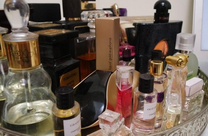 Parfumuri cu aromă de cafea