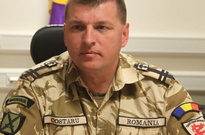 """Din Afganistan, comandantul Dragonilor Transilvani: """"Îmi doresc să reușesc să raportez în ultima zi, misiune îndeplinită și toți oamenii acasă!"""""""