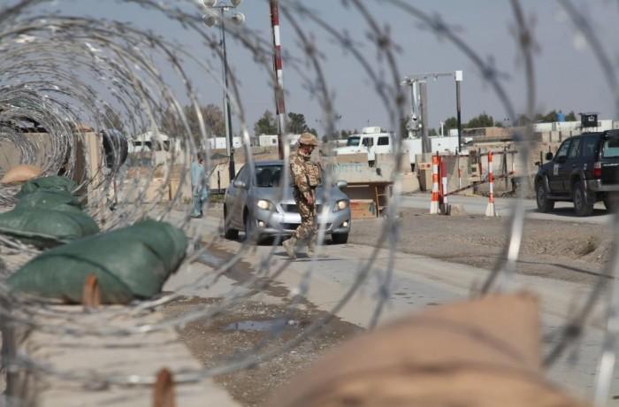 """""""Dragonii Transilvani"""" deservesc cea mai mare poartă de acces în Baza Aeriană Kandahar"""