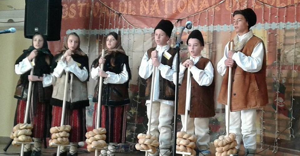 """Grupul """"Olpret"""" din Bobâlna, Premiul I la două festivaluri de colinde"""