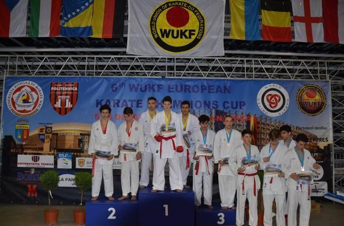 Best of the best, pentru Clubul Budokan Ryu din Dej