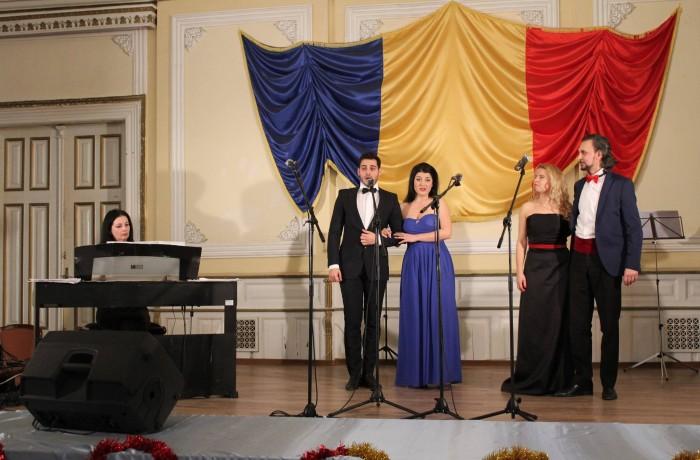 """""""Concert extraordinar de Crăciun"""" dăruit dejenilor, de Rotary Club Dej"""