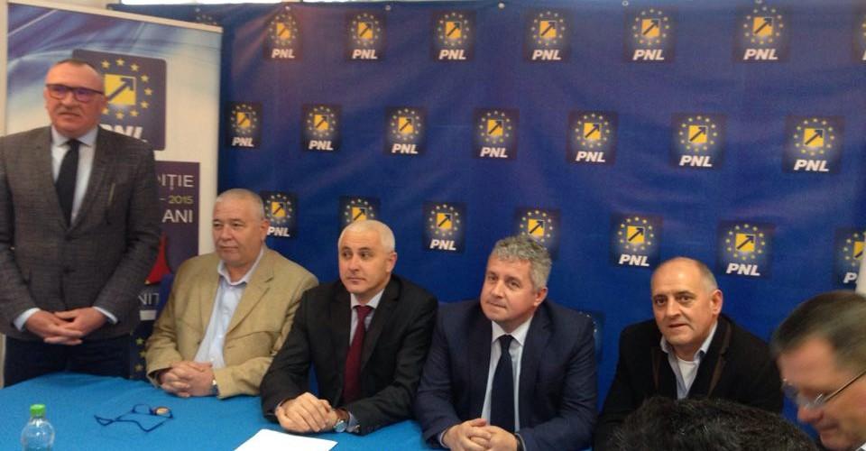 PNL Dej şi-a prezentat candidatul pentru alegerile locale din 2016