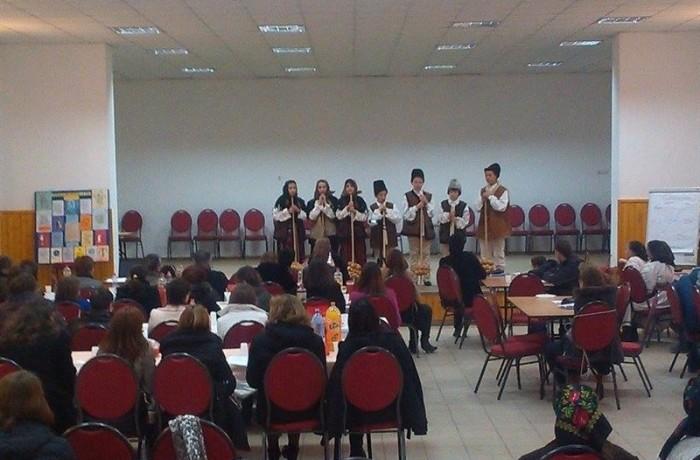 Activitate metodică a profesorilor de limba română, la Chiuieşti