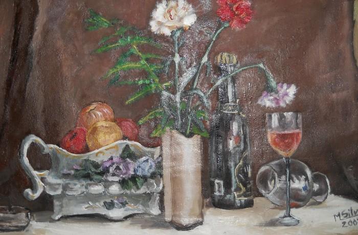 Marioara Silvăşan, sau mirajul culorii