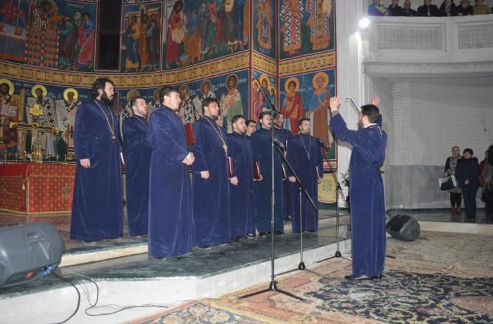 """Eveniment coral la Biserica """"Sfânta Treime"""" din Dej"""