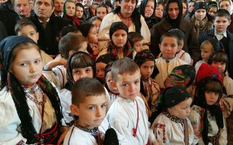 Festival de colinde la Chiuieşti