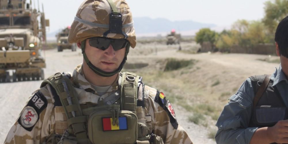 Din Afganistan: Portret de profesionist