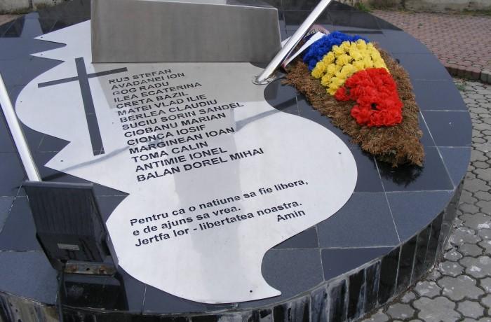 """Cornel Itu a votat pentru: Turda, """"Oraş martir"""""""
