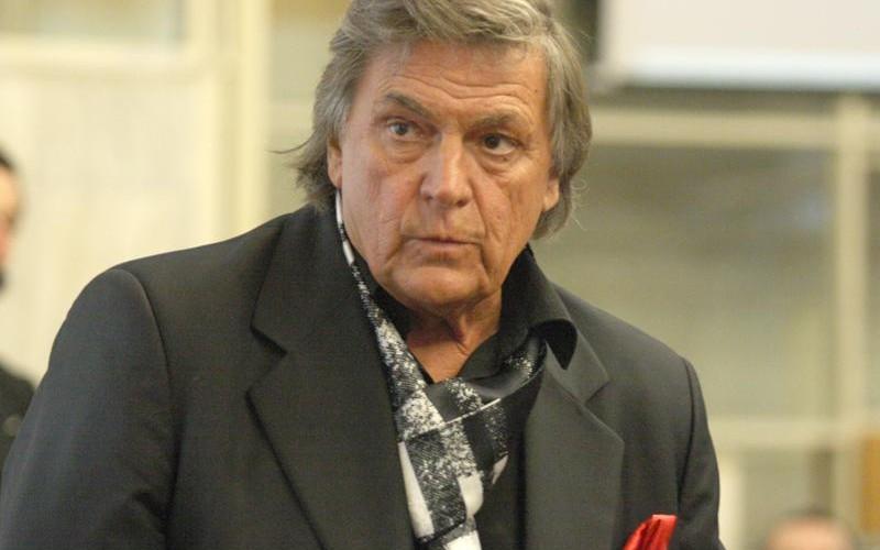 Florin Piersic, sărbătorit de clujeni