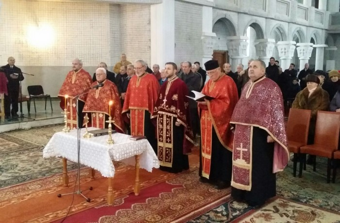 """""""Unirea ne face puternici"""", eveniment organizat de Parohia Ortodoxă Dej III"""