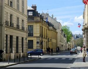Paris, rue de Varennes