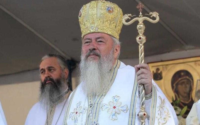 Înaltpreasfinţitul Părinte Andrei, Mitropolitul Clujului, Maramureşului şi Sălajului, îşi sărbătoreşte astăzi ziua de naştere