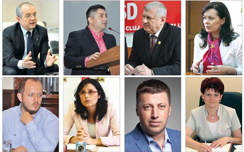 """Se conturează """"bătălia pentru Cluj""""!"""