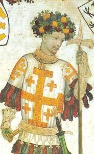 Godfrey de Bouillon