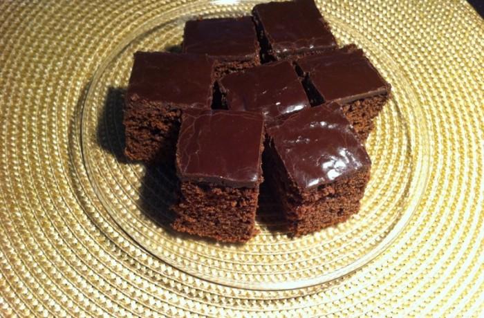 Negresă cu ciocolată