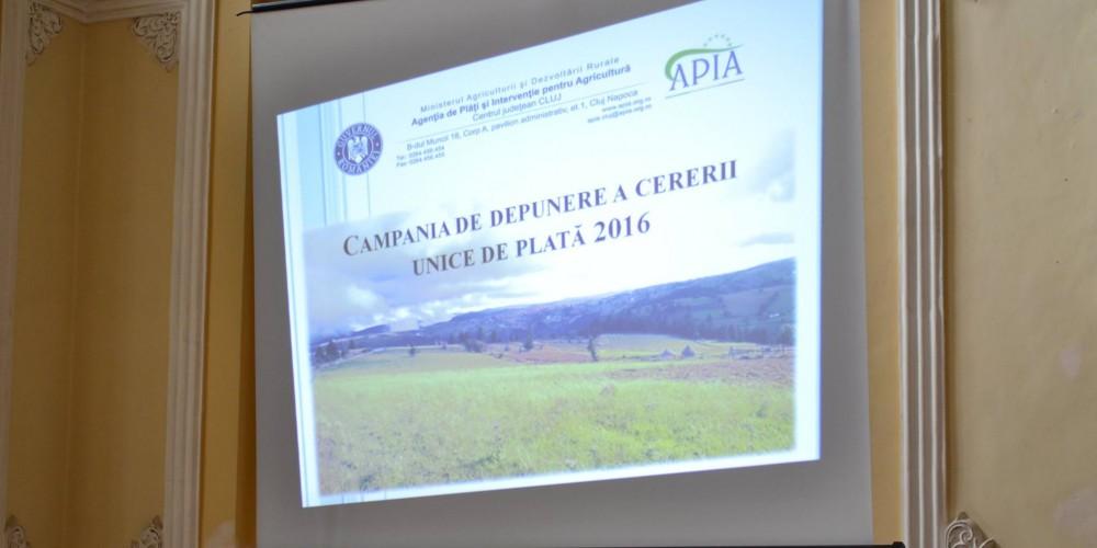 Campanie de informare APIA la Dej