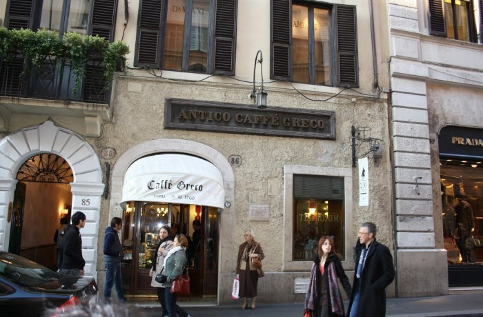 Cafe d'amore, cafe del fiore…