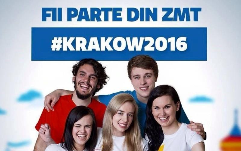 Tinerii greco-catolici din Eparhia Cluj-Gherla se pot întâlni cu Papa Francisc la Cracovia!