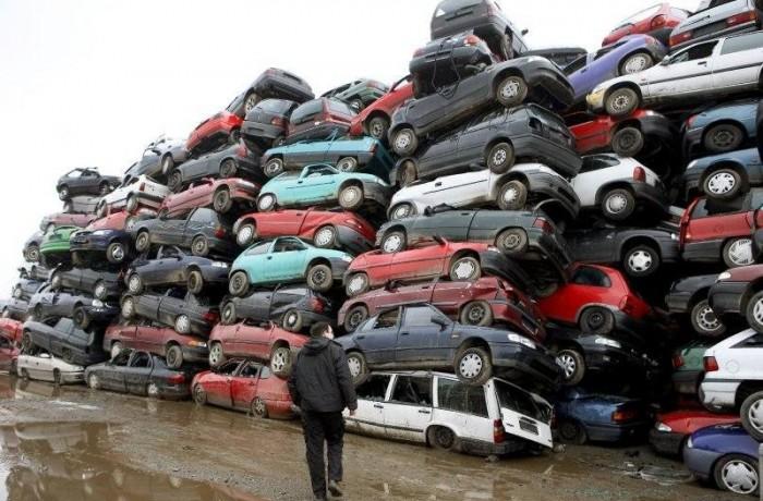 Dintre mașinile înmatriculate anul acesta, doar 21%  sunt noi, restul fiind second hand