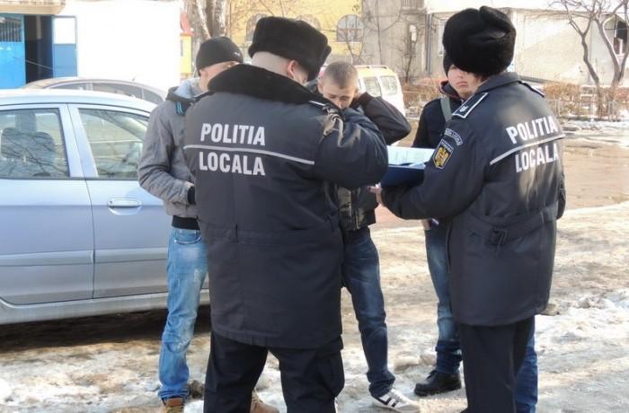 Acțiuni ale polițiștilor pentru creșterea gradului de siguranță a cetățenilor