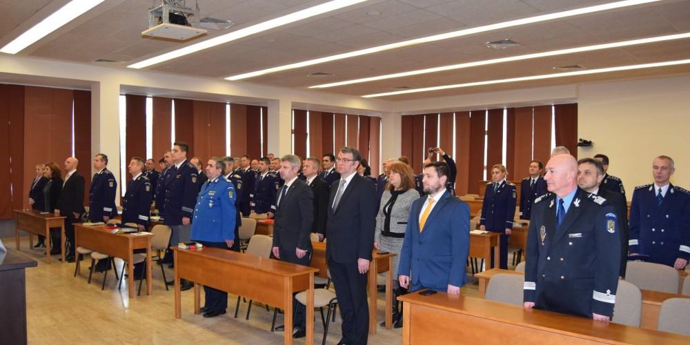 Raportul de activitate al IPJ Cluj, pe 2015