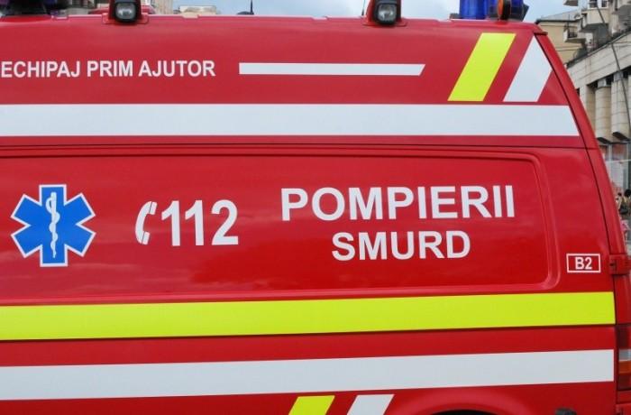 Pompierii, la datorie în perioada minivacanței  de Sfânta Marie