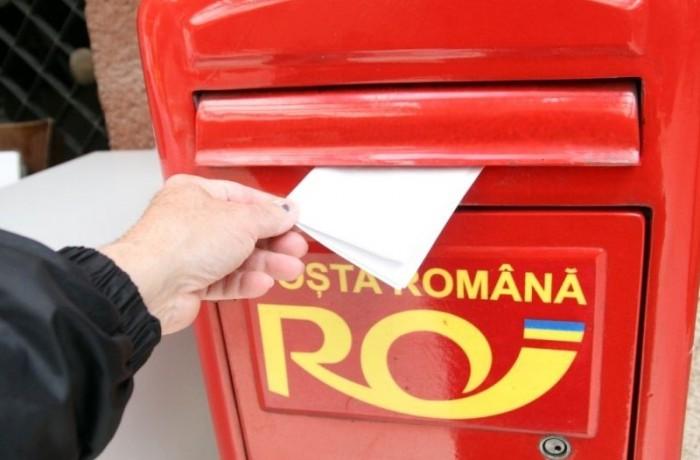 Poșta Română scumpește de la 1 martie mai multe servicii.