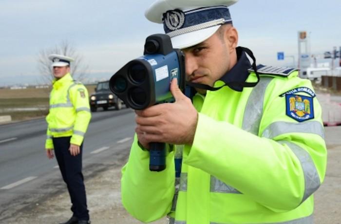 Poliția Română dotată cu radare cu laser