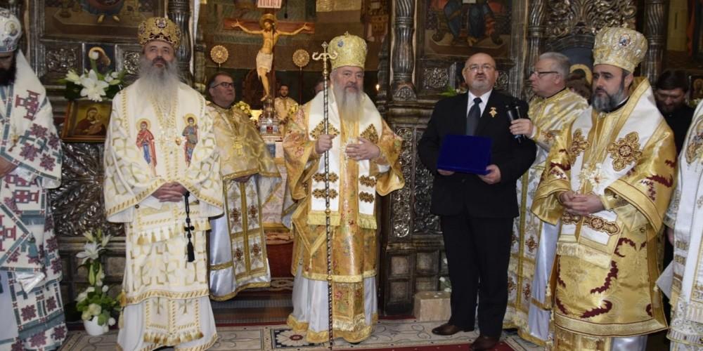 ÎPS Andrei, va primi titlul de Cetăţean de Onoare al Judeţului Cluj