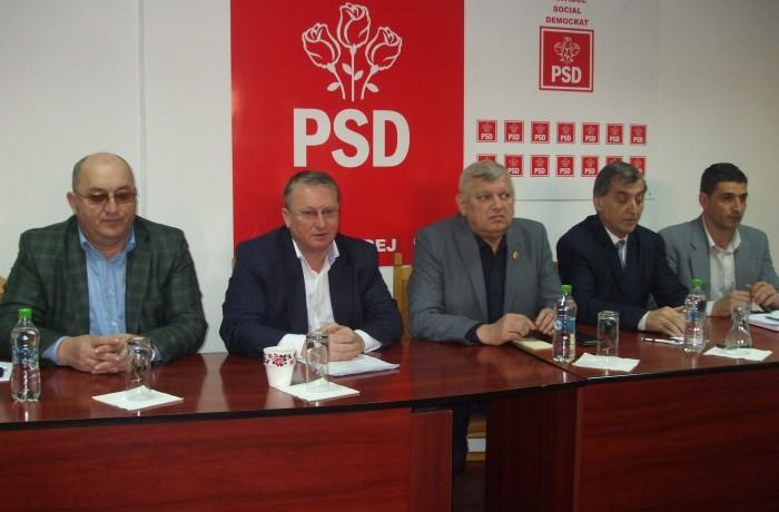 PSD şi-a anunţat candidaţii pentru primăriile: Mica, Vad şi Unguraş