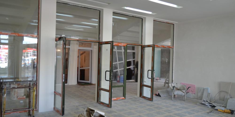 """Centrul Cultural """" Arta"""" se modernizează!"""