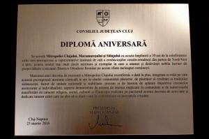 Diploma-mitropolie