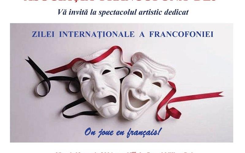 Ziua Internaţională a Francofoniei la Dej