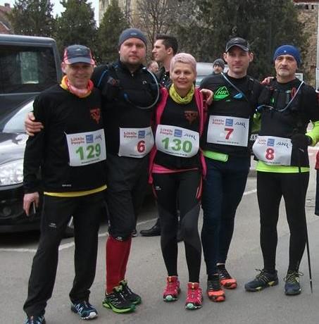 Participare cu succes pentru 5 dejeni, la Aiud Maraton