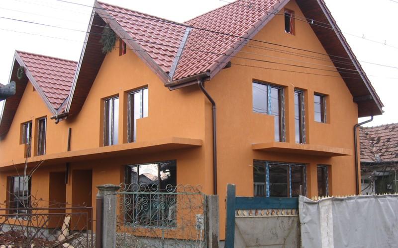 Nunărul locuinţelor finalizate, în creştere