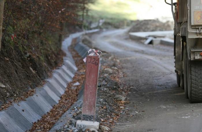 Drumul dintre Chinteni şi Recea Cristur va trece la CNADNR