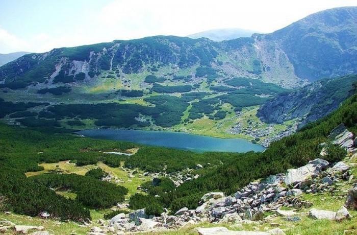 De văzut: Lacul Gâlcescu din Munţii Parâng