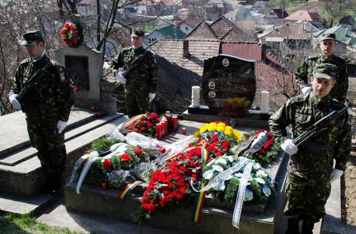 Comemorare maior (p.m.) Iuliu –Vasile Unguraş