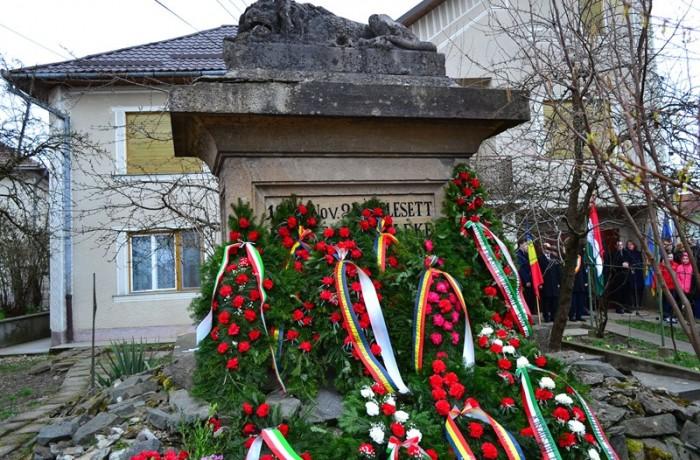Ziua Maghiarilor de Pretutindeni, sărbătorită la Dej