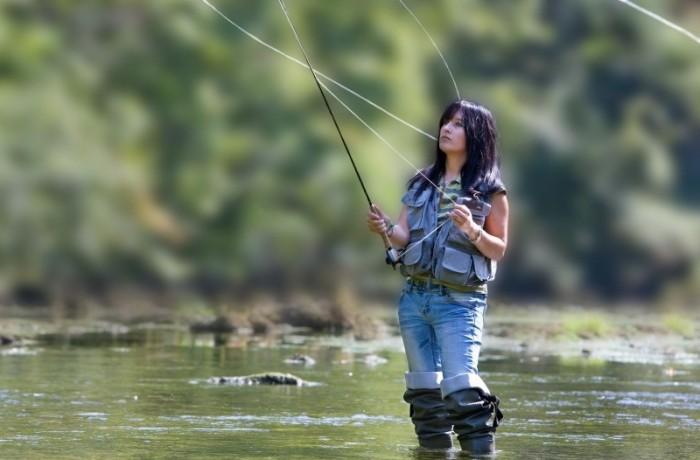 """""""Cupa Mărţişor"""" pentru doamnele pescar!"""